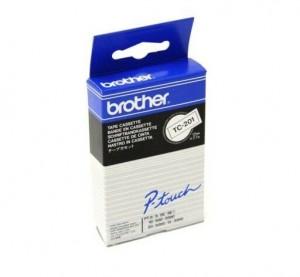 Ribbon Tape 20 pcs. Brother TC201 TC-201 12mm /34096 M