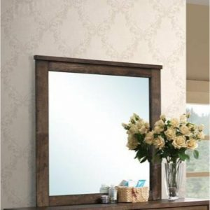 Millwood Pines Whitton Distressed Accent Mirror