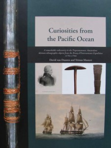 BOOK : CURIOSITIES FROM THE PACIFIC OCEAN from the Bruny d'Entrecasteaux Expedit