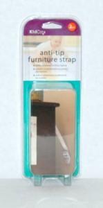 KidCo Anti-tip Furniture Strap 2 Pack